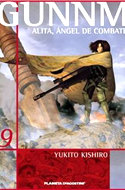 Gunnm. Alita, ángel de combate (192 pág. B/N) #9
