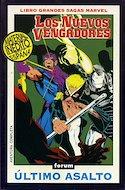 Libros Grandes Sagas Marvel (Rústica. Color.) #9