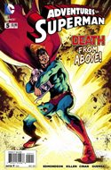 Adventures of Superman Vol. 2 (2013-2014) (Comic-Book) #5