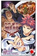 Food Wars - Shokugeki no Sōma (Rústica con sobrecubierta) #11
