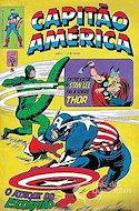 Capitão América (Formatinho grampo) #8