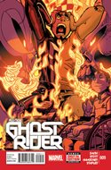 All New Ghost Rider (2014-) (Comic book) #9