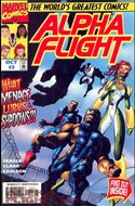 Alpha Flight Vol. 2 (1997-1999) (Comic Book) #3