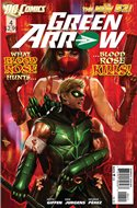 Green Arrow vol. 5 (2011-2016) (Comic Book) #4