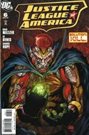 Justice League of America Vol. 2 (2006-2011) (saddle-stitched) #6