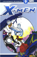 X-Men (Segundo coleccionable) (Rústica 80 pp) #9