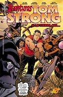 Aventuras de Tom Strong (2003-2004) (Grapa 24-32 pp) #6