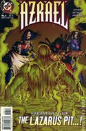 Azrael: Agent of the Bat (1995-2003) (Comic Book) #6