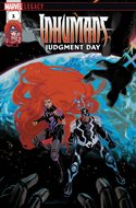 Inhumans: Judgement Day (Grapa) #1