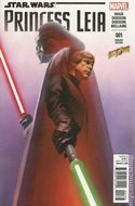 Princess Leia. Star Wars (Variant Covers) (Comic Book) #1.1