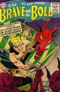 The Brave and the Bold Vol. 1 (1955-1983) (Comic Book) #2