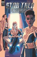 Star Trek: Discovery - Succession (Variant Cover) (Comic Book) #1.1
