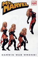 Ms. Marvel Vol. 2 (2006-2010 Variant Cover) (Comic Book) #31
