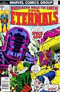The Eternals Vol.1 (1976-1978) (Comic book. 32 pp) #7