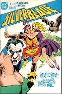 Silverblade (1987-1988) (Comic-book.) #7