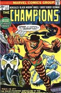 The Champions Vol. 1 (1975-1978) (Comic Book) #1