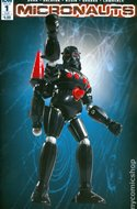 Micronauts (2016-2017 Variant Cover) (Comic Book) #1.5