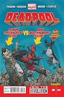 Deadpool Vol .3 (2013-2015) (Comic-Book) #3