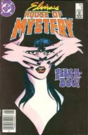 Elvira's House of Mystery (Comic-book) #4