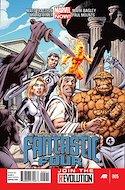 Fantastic Four Vol. 4 (Comic Book) #5