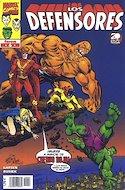 Los Defensores (2002) (Grapa. 17x26. 24 páginas. Color.) #6