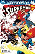 Superman Vol. 4 (2016-2018) (Comic Book) #4