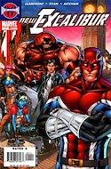 New Excalibur Vol 1 (Comic Book) #1