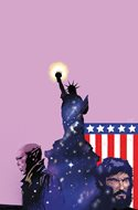 Resident Alien: An Alien in New York (Comic Book) #4
