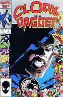 Cloak and Dagger (1985-1987) (Grapa) #9