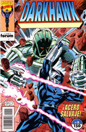 Darkhawk (1993-1994) (Grapa. 17x26. 24 páginas. Color.) #3