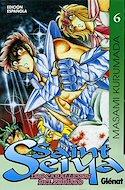 Saint Seiya. Los Caballeros del Zodíaco (Rústica con sobrecubierta. 2001-2003) #6