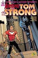 Aventuras de Tom Strong (2003-2004) (Grapa 24-32 pp) #5