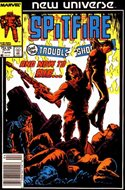 Spitfire and the Troubleshooters / Codename: Spitfire (Comic-book) #7