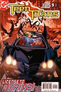 Teen Titans Vol. 3 (2003-2011) (Comic Book) #9