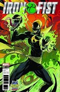 Iron Fist Vol. 5 (2017-2018 Variant Cover) (Comic Book) #1.5