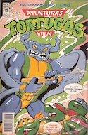 Aventuras Tortugas Ninja (Grapa) #8