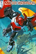 Micronauts (2016-2017 Variant Cover) (Comic Book) #1.4