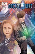 Doctor Who - Vol. 2 (Comic Book) #1