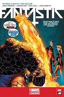 Fantastic Four Vol. 5 (Comic Book) #3