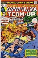 Super-Villain Team-Up (1975-1980) (Grapa) #5