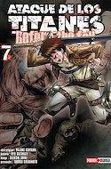 Ataque de los Titanes: Before the Fall (Rústica) #7