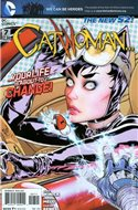Catwoman Vol. 4 (2011-2016) New 52 (saddle-stitched) #7
