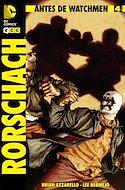 Antes de Watchmen: Rorschach (Grapa 32 pp) #4