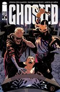 Ghosted (Comic book) #8