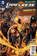Larfleeze (2013-2014). The New 52 (Grapa) #5