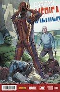 Capitán América vol. 8 (2011-) (Grapa) #46