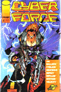 Cyberforce Vol. 1 (1994-1996) (Grapa 28-32 pp) #4