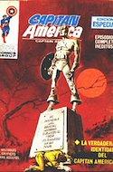 Capitán América Vol. 1 (Rústica. 1969-1974) #5
