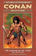 The Chronicles of Conan the Barbarian (Paperback) #5