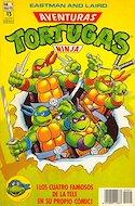 Aventuras Tortugas Ninja (Grapa) #1